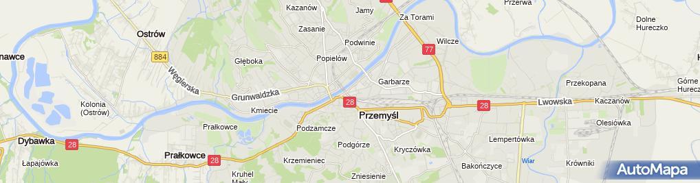 Zdjęcie satelitarne Salon Optyczny Visus s.c. A.Kolańczuk J.Klańczuk