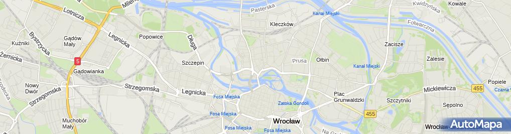 Zdjęcie satelitarne Zdzisław Soból Usługi Stolarskie