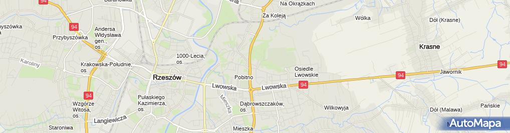 Zdjęcie satelitarne BAU-TEC Technologie Budowlane Edyta Czechowicz-Papciak