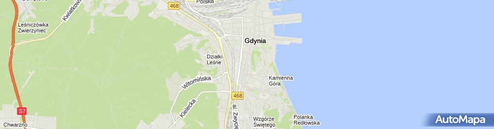 Zdjęcie satelitarne Agencja Ergo