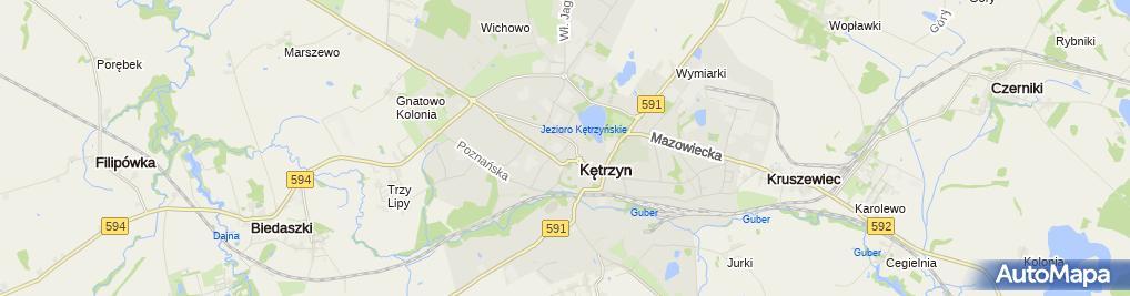 Zdjęcie satelitarne 2008-02 Kętrzyn 06