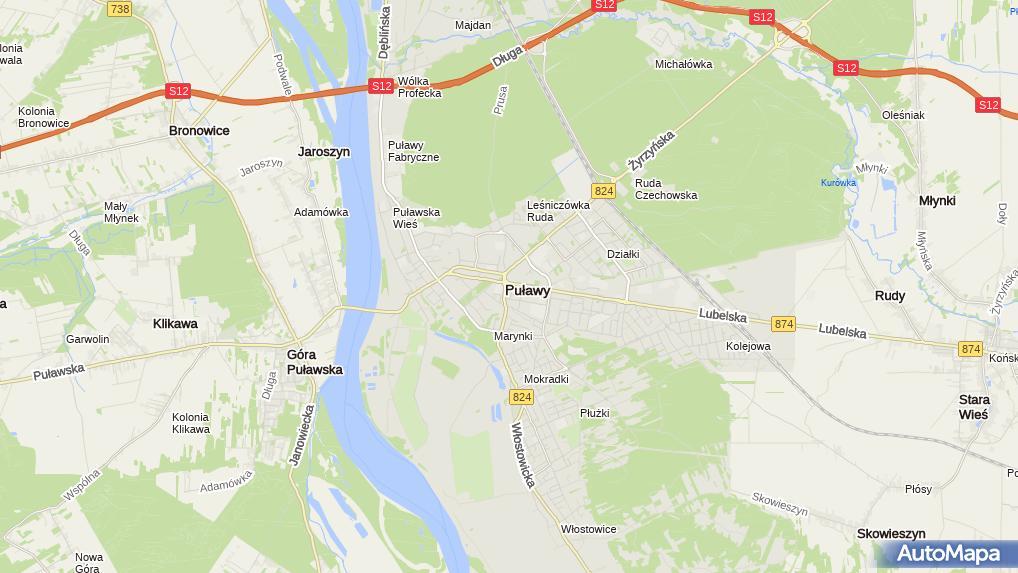 02696713 Wojas - Sklep, ul. Lubelska 2, Puławy 24-100, godziny otwarcia ...