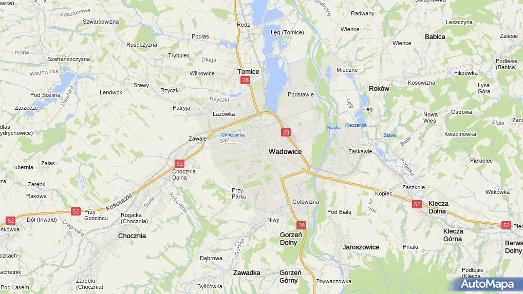 cfa73201 Wojas - Sklep, Pl. Kościuszki 22, Wadowice 34-100, godziny otwarcia ...