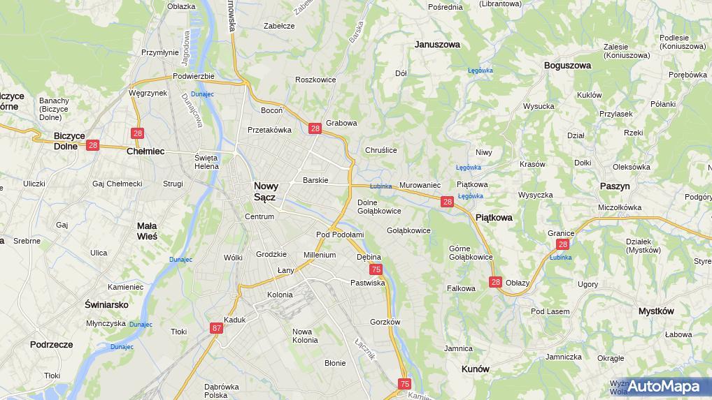 ac9cd139 Wojas - Sklep, ul Prażmowskiego 11, Nowy Sącz 33-300, godziny ...