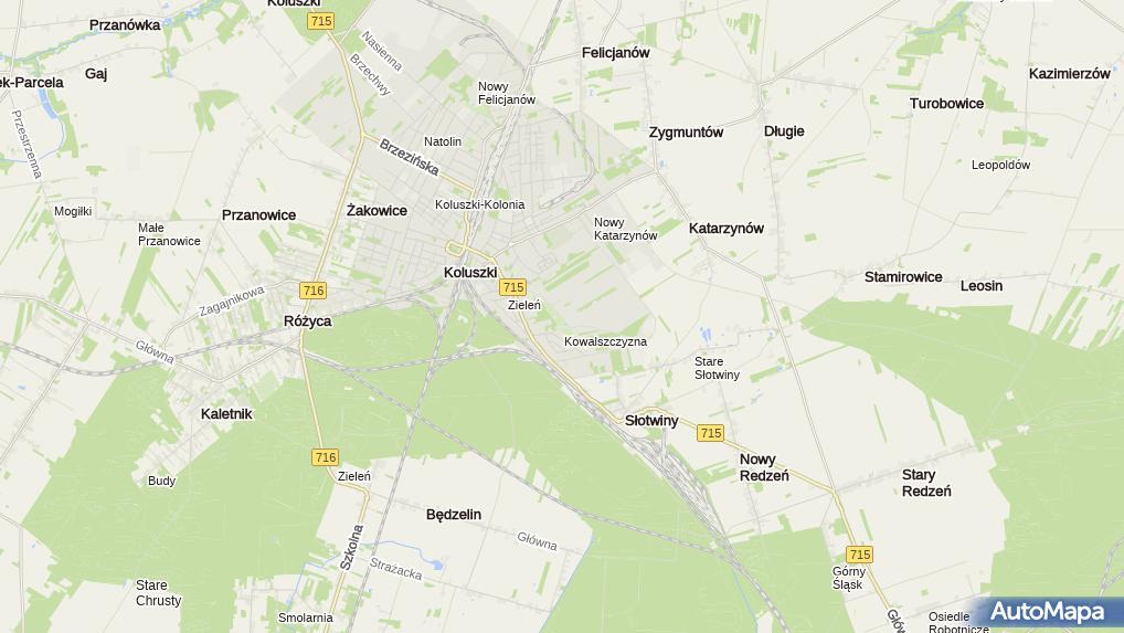 Zdjęcie satelitarne Rębowska Beata - Krawiectwo 9f233d2df2a