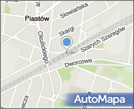 Piastow, stacja kolejowa