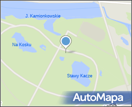 Tancerka Park Skaryszewski Warszawa