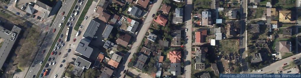 Zdjęcie satelitarne Admin Home Anna Szadkowska