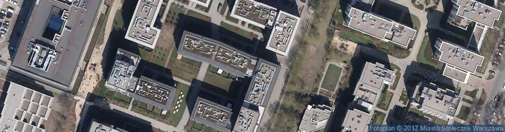 Zdjęcie satelitarne Administrator Domu w Radomiu ul Żeromskiego 73 i Wspólnik Spółki Cywilnej Rzym Zakład Wielobranżowy