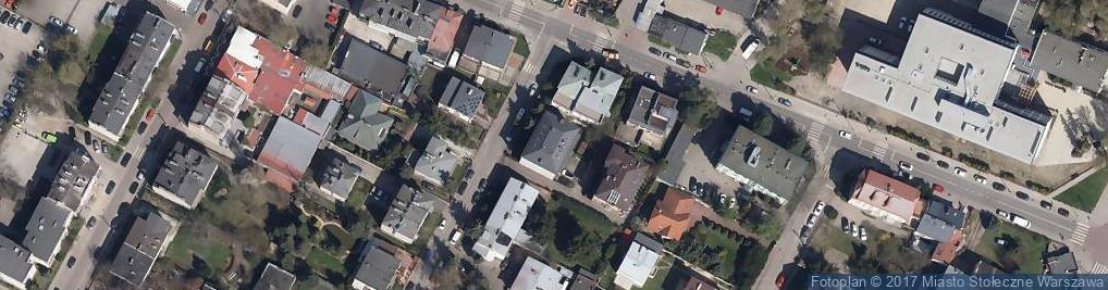 Zdjęcie satelitarne Astra