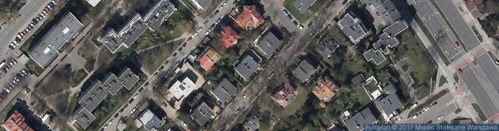 Zdjęcie satelitarne Beata Hughes - Działalność Gospodarcza
