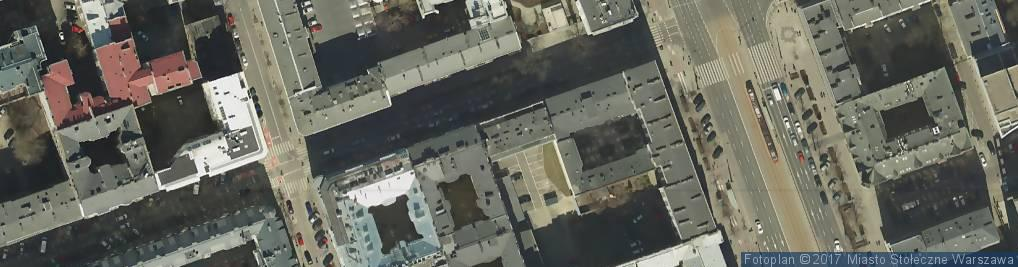 Zdjęcie satelitarne Bogdan Ignacy Wójcicki - Działalność Gospodarcza