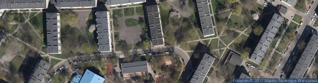 Zdjęcie satelitarne Danuta Grząska RentalOffice