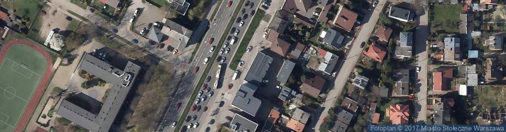 Zdjęcie satelitarne Hesa Hynowski