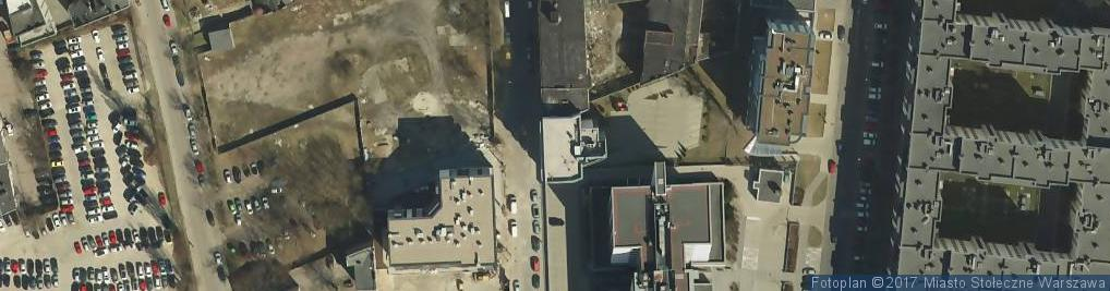 Zdjęcie satelitarne HNW