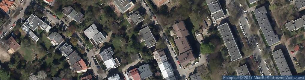 Zdjęcie satelitarne Inwest - City Jarosław Mielcarz
