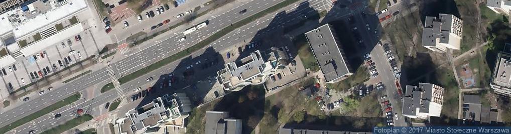 Zdjęcie satelitarne Ipl Inwestycje