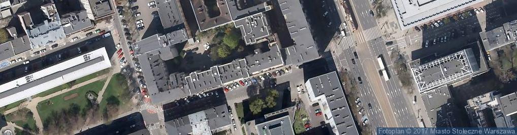 Zdjęcie satelitarne Kaga