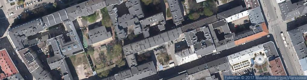 Zdjęcie satelitarne Kancelaria Radcy Prawnego Jadwiga Wyrwas Maya