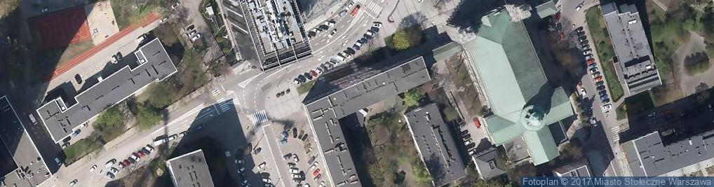 Zdjęcie satelitarne Krzysztof Gajda P.P.H.U.Krajan