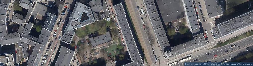 Zdjęcie satelitarne Maga Ireneusz Bednarek Maga Bis Ireneusz Bednarek