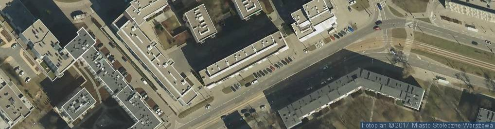 Zdjęcie satelitarne Majmar