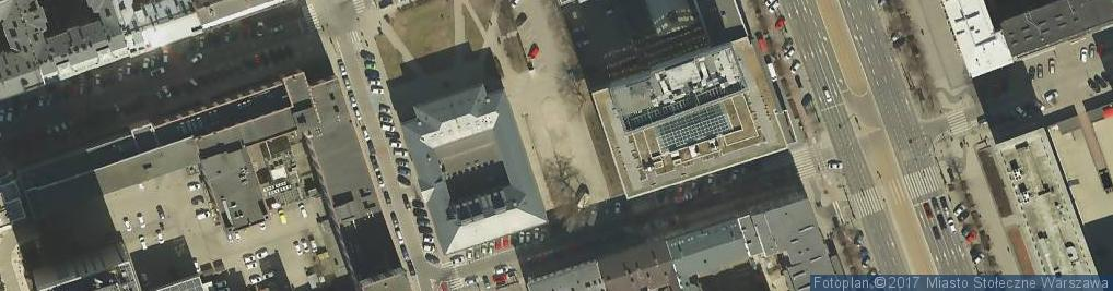 Zdjęcie satelitarne ML Development