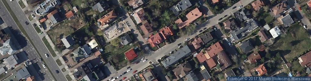 Zdjęcie satelitarne Nieruchomości Komercyjne