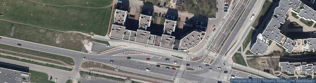 Zdjęcie satelitarne Occo New Land