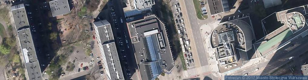 Zdjęcie satelitarne PRS Polska