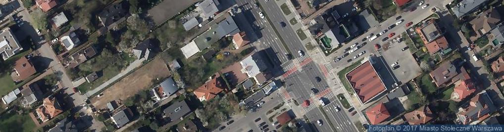 Zdjęcie satelitarne Szadkowski
