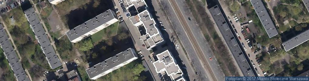 Zdjęcie satelitarne Urszula Kallas - Działalność Gospodarcza