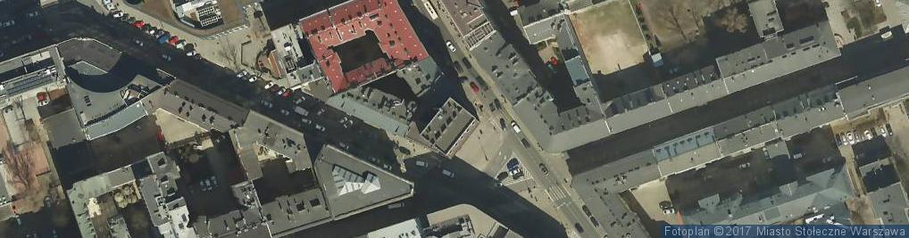 Zdjęcie satelitarne Vatt Invest