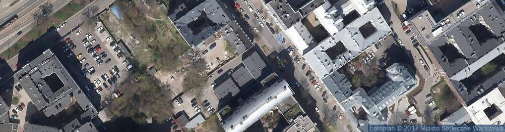 Zdjęcie satelitarne Zarząd Nieruchomości Komunalnych W-wa