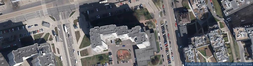 Zdjęcie satelitarne Alior Bank - Oddział