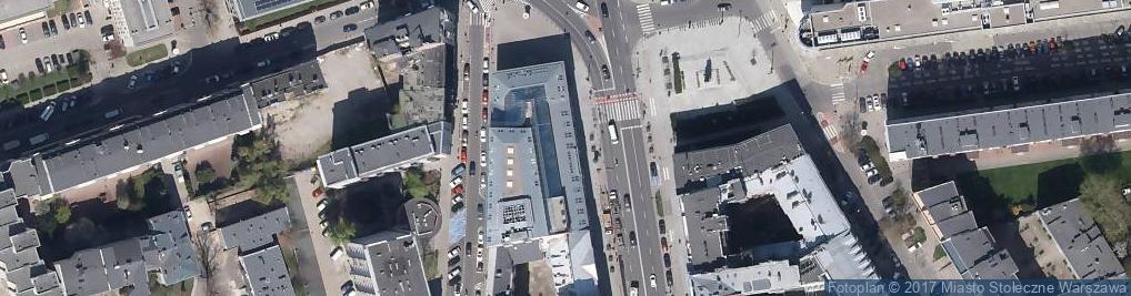 Zdjęcie satelitarne Ambasada Nowej Zelandii