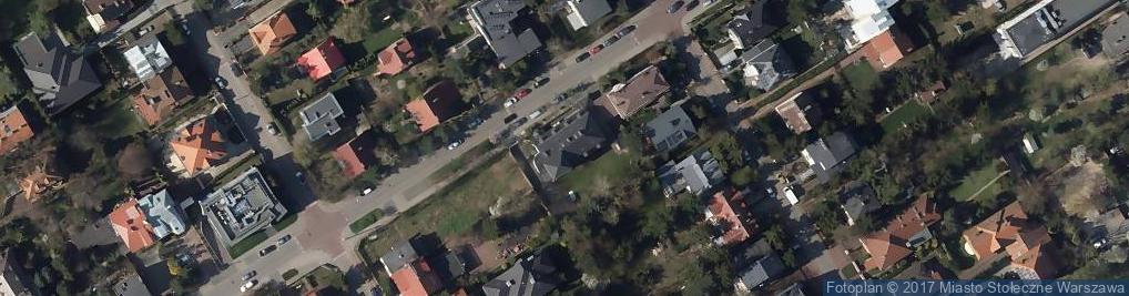 Zdjęcie satelitarne Ambasada Republiki Filipin