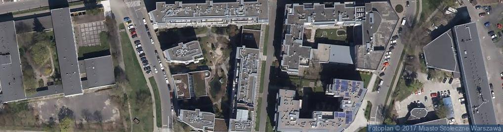 Zdjęcie satelitarne Kolekcjoner