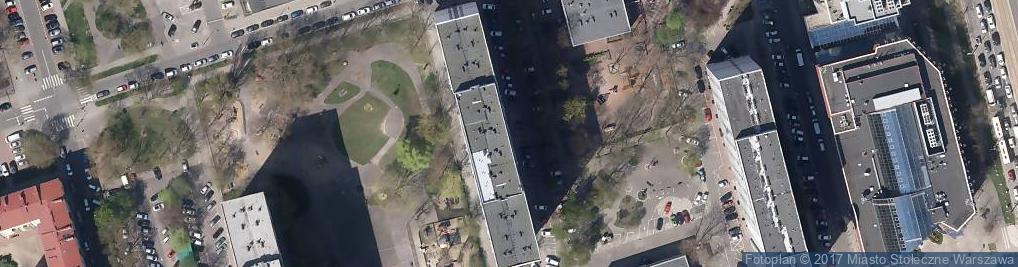 Zdjęcie satelitarne Apteka Aralia