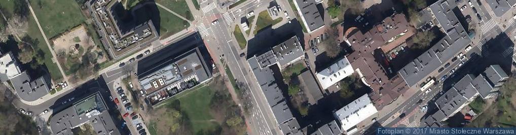 Zdjęcie satelitarne Apteka Cosmedica