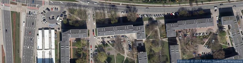 Zdjęcie satelitarne Apteka Na Odyńca