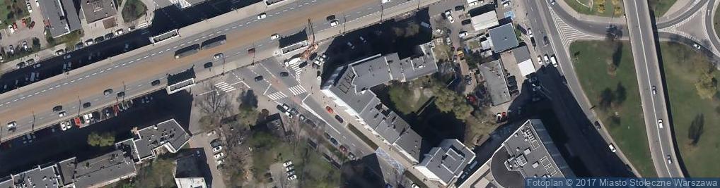 Zdjęcie satelitarne Apteka Wawa