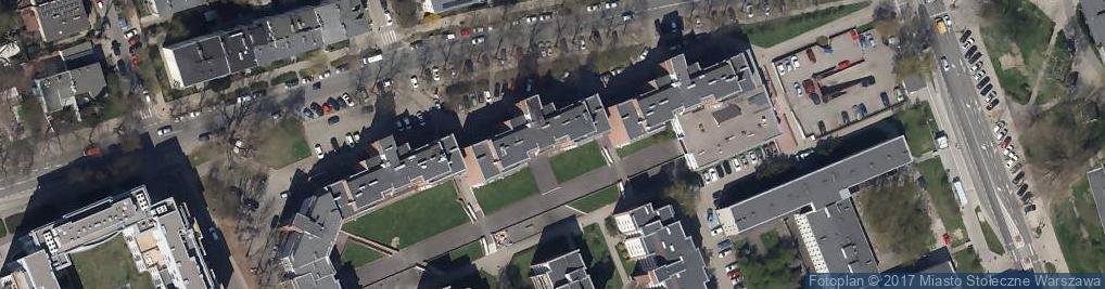 Zdjęcie satelitarne Apteka