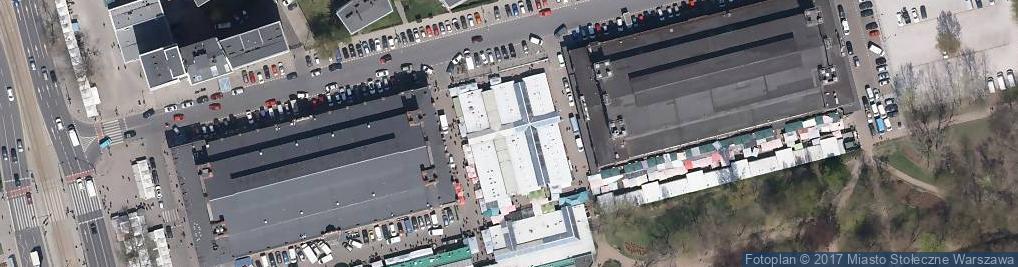 Zdjęcie satelitarne Miro