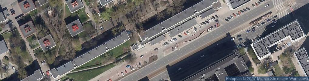 Zdjęcie satelitarne Le Cedre 84