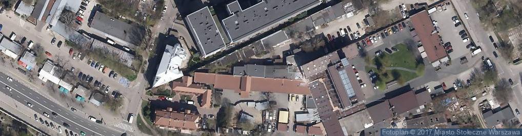 Zdjęcie satelitarne Maghreb - Restauracja Marokańska