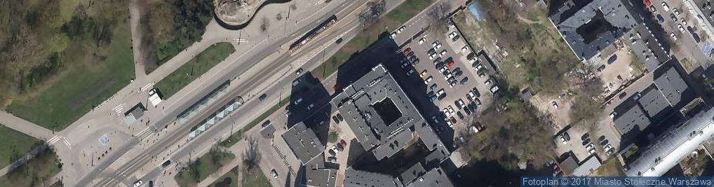 Zdjęcie satelitarne Restauracja Le Cedre
