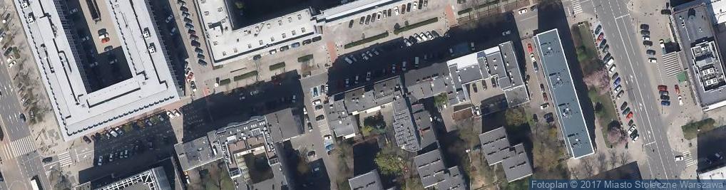 Zdjęcie satelitarne Architekt, Projektant