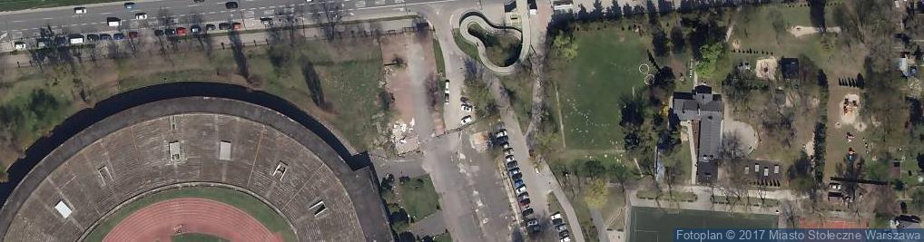 Zdjęcie satelitarne DobreDrzwiOkna wewnętrzen, zewnętrzne do mieszkań z montażem.