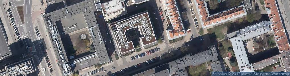 Zdjęcie satelitarne Jach Architekci